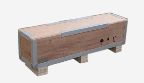 石油测井仪设备运输木箱