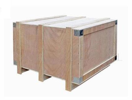 大型设备木包装箱