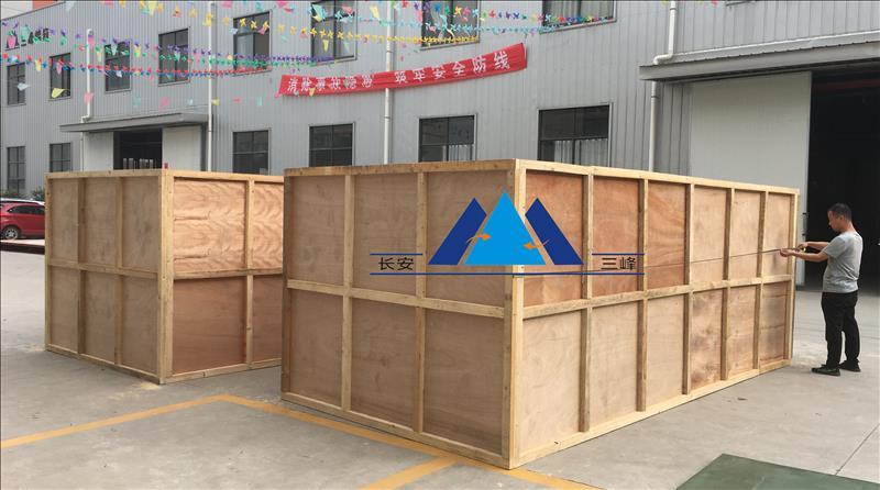 大型设备运输木箱