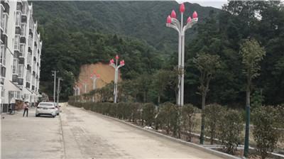 西安中杆灯和高杆灯安装施工标准,你知道吗?