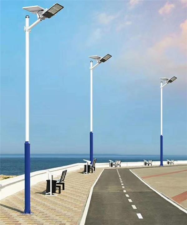 陕西延安延长县3360套6米太阳能路灯