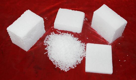 陕西干冰作用速度对表面质量的影响