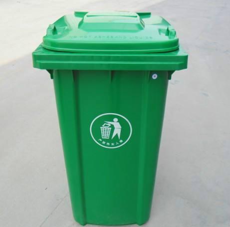 西咸塑料垃圾桶定制