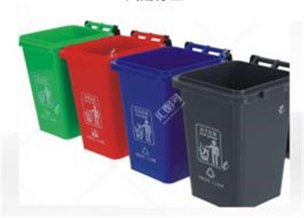 你get到了吗?塑料垃圾桶还有清洁优势?