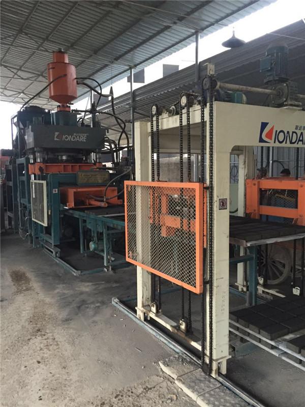 漢川華宇新型建材有限公司生產設備