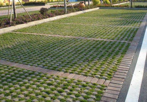 植草磚解決方案