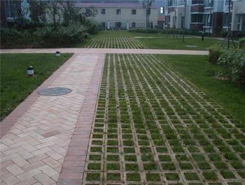 湖北植草磚