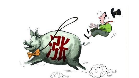有關部門表示,豬肉相關產能年底前有望探底回升。