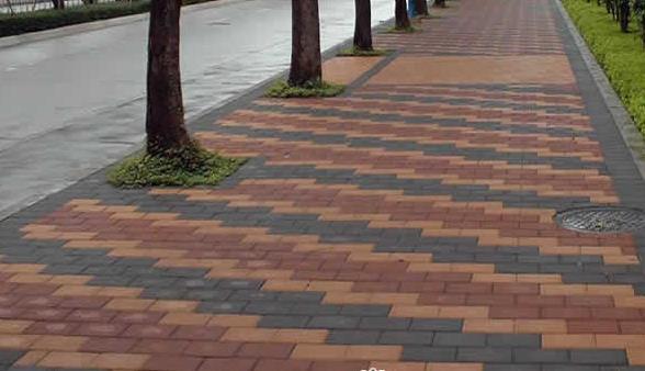 普通混凝土透水路面磚發展現狀
