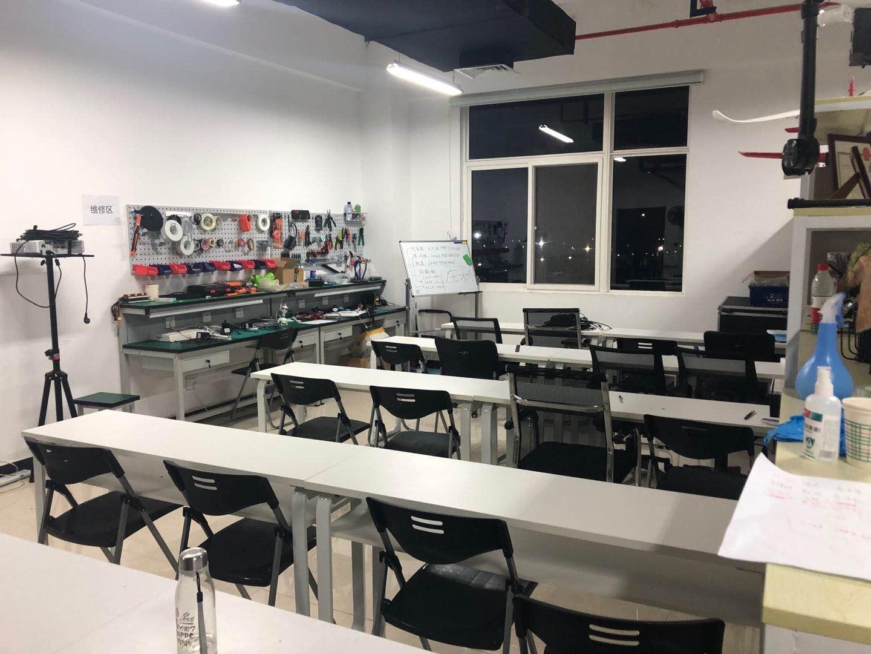 无人机培训教室