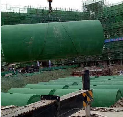 污水处理池密封性能好,彻底防止污水渗漏