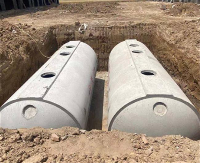 水泥化粪池制作工艺及特点