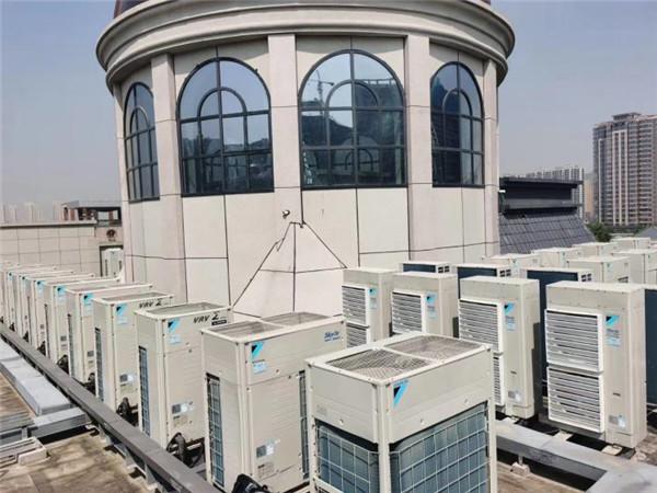中央空调客户案例
