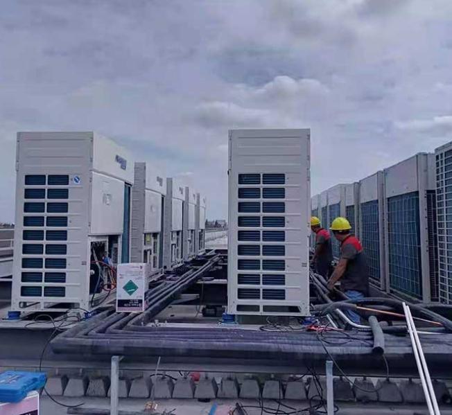 中央空调工程施工