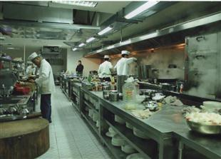 厨房设备要怎么布局才比较合理,既美观又实用?