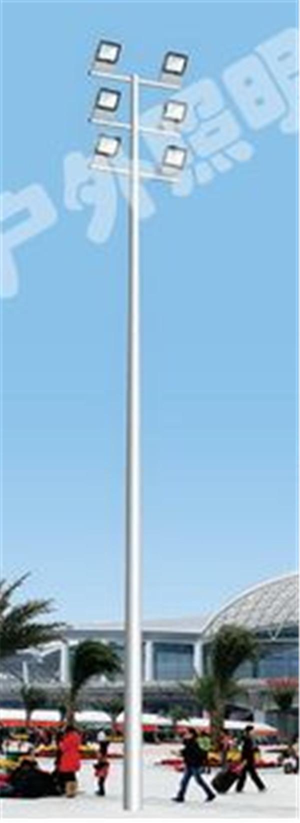 陕西中杆灯和高杆灯安装施工标准,今天小编带您了解下!【陕西高杆灯安装】