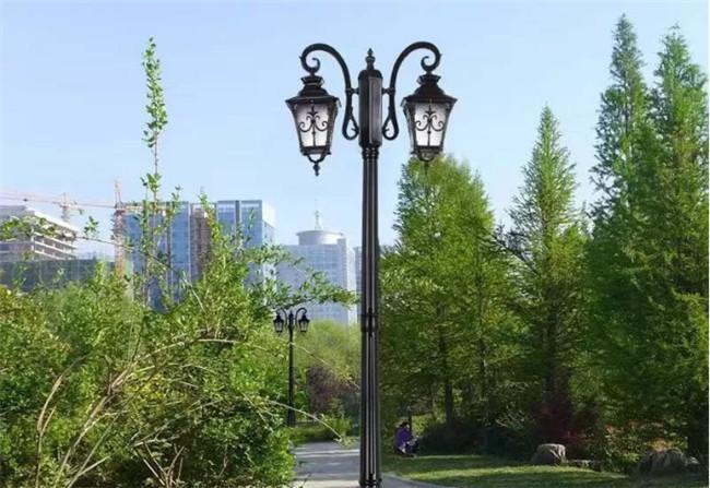 欧式庭院灯的相关知识
