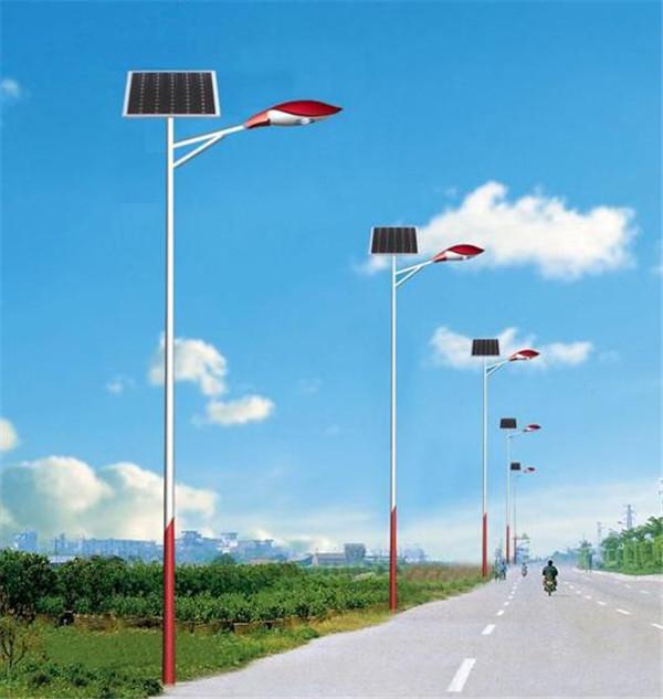 景观太阳能路灯,美丽农村