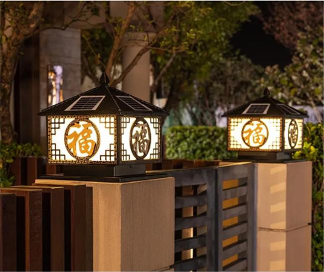 这样的景观庭院灯,能让人的幸福指数提升20% !