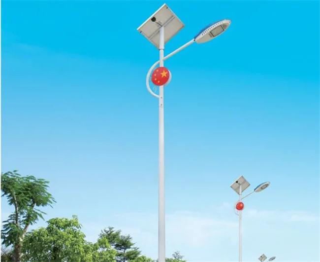 led太阳能路灯产品在环保节能方面的双重优势