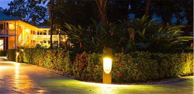 景观照明设计常用的灯具(一)
