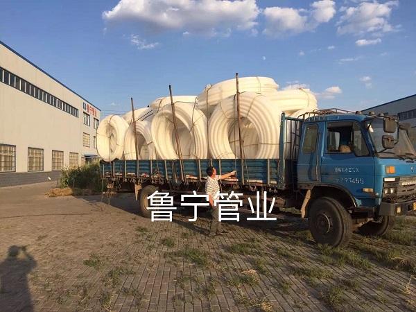 运输LLDPE聚乙烯管