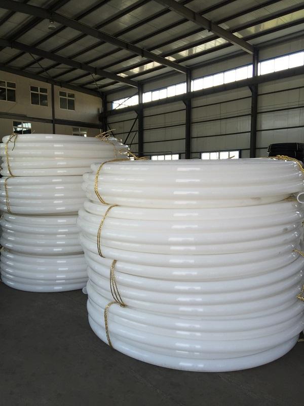 聚乙烯管材