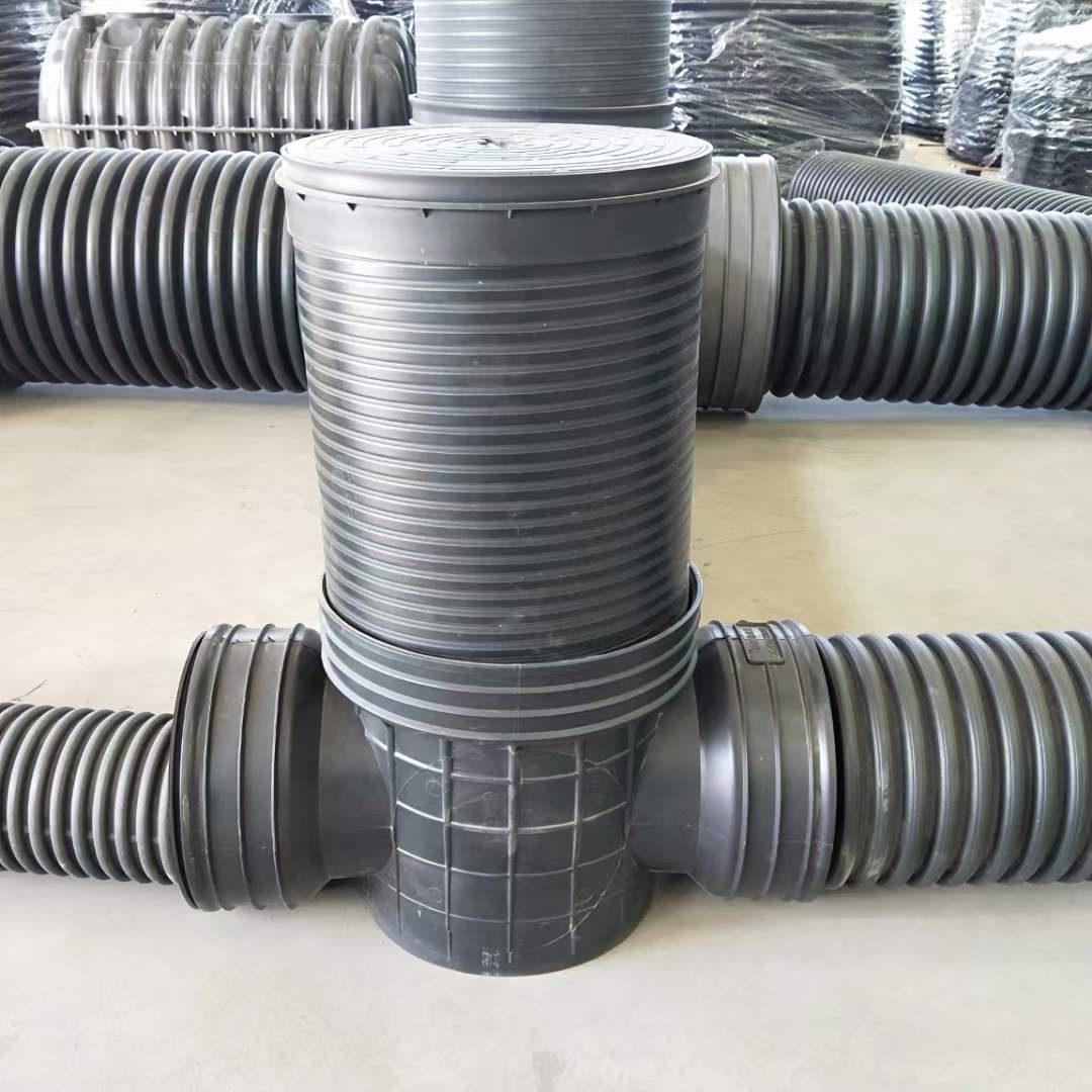 宁夏HDPE双壁波纹管