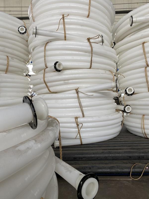 宁夏HDPE给水管材