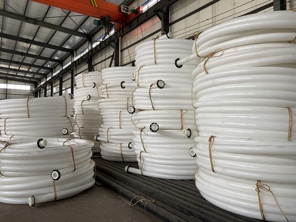 聚乙烯给水管材