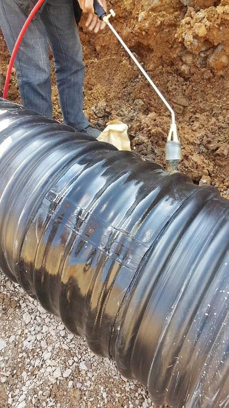 HDPE排水管修复