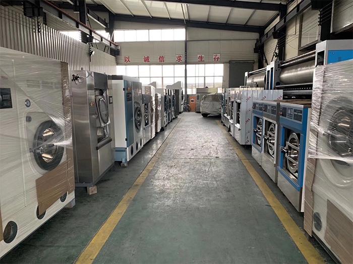 银川工业水洗机如何预防缠绕的出现?
