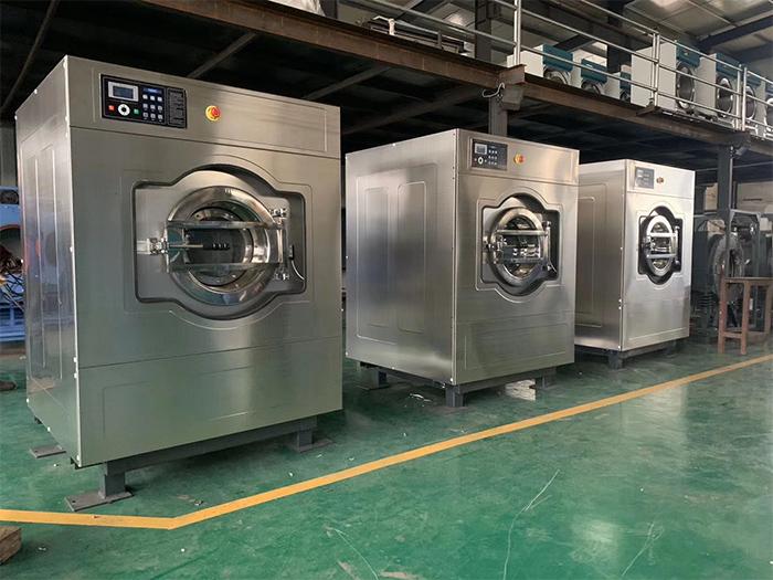 水洗设备展示5