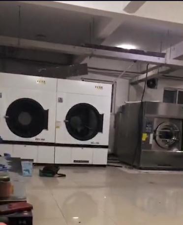 西安水厂洗涤整套设备