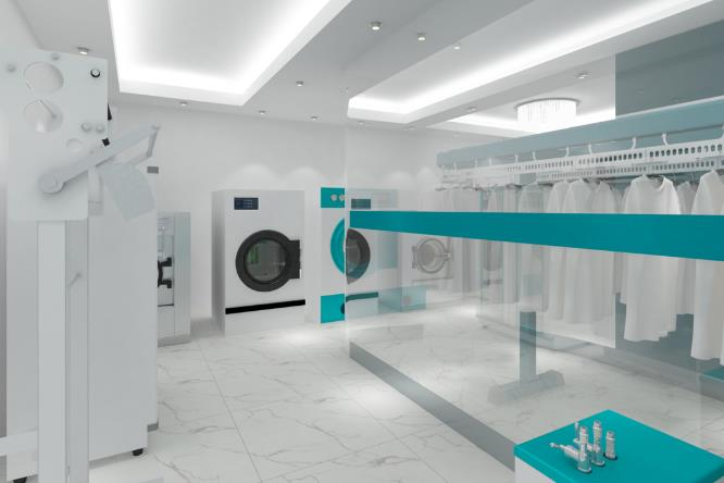 干洗机设备蒸馏出的溶剂太脏如何处理