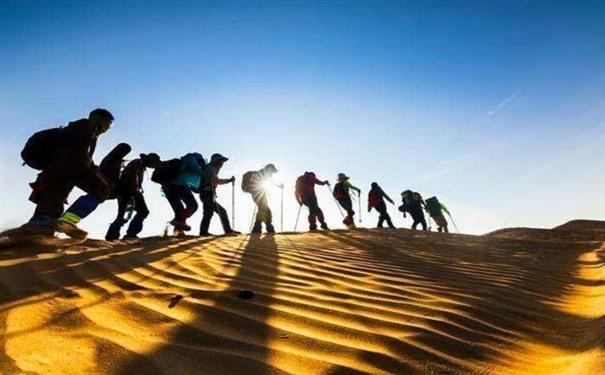 宁夏沙漠拓展培训游戏有哪些、拓展目的及心得体会