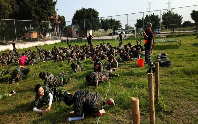 兵合拓展与您分享在银川..次参加户外拓展培训的心得体会!