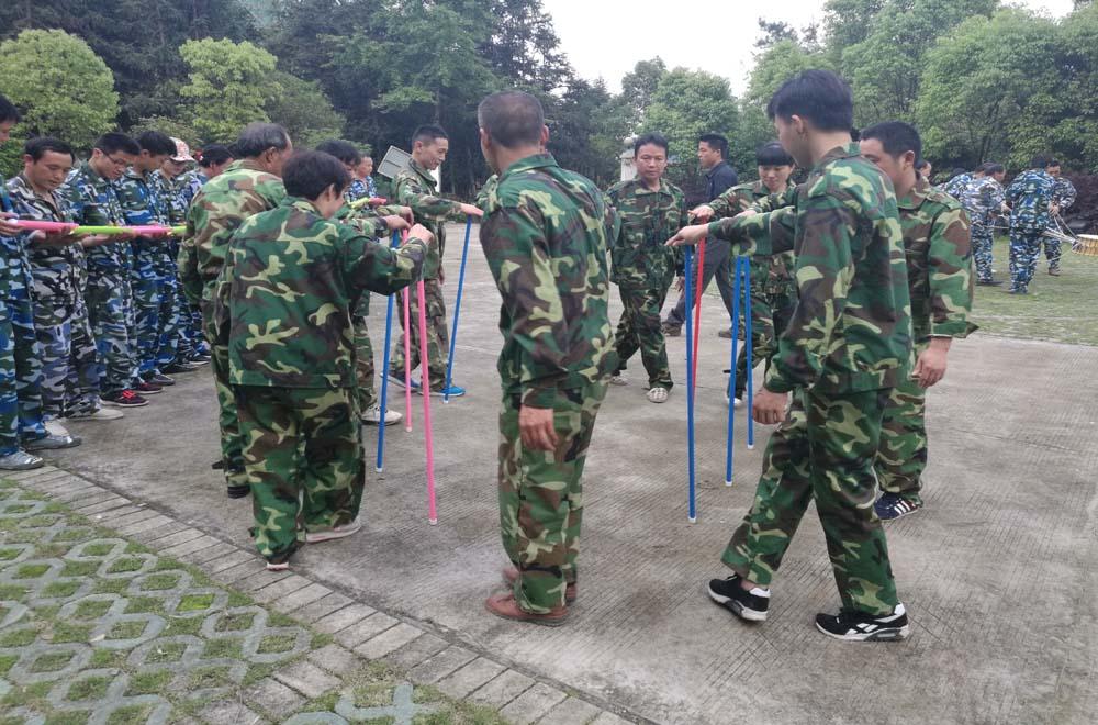 青少年野外拓展训练方案。