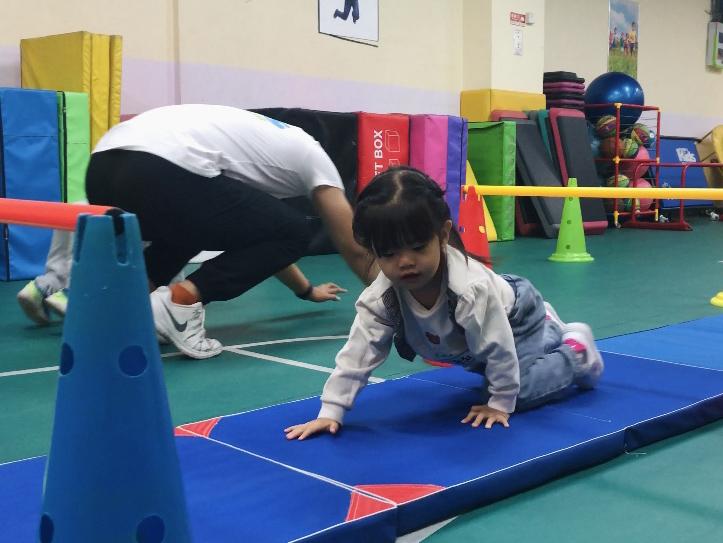 儿童体适能为什么是适合学龄前儿童的运动项目