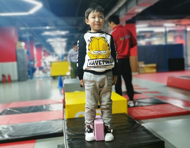 儿童体适能训练