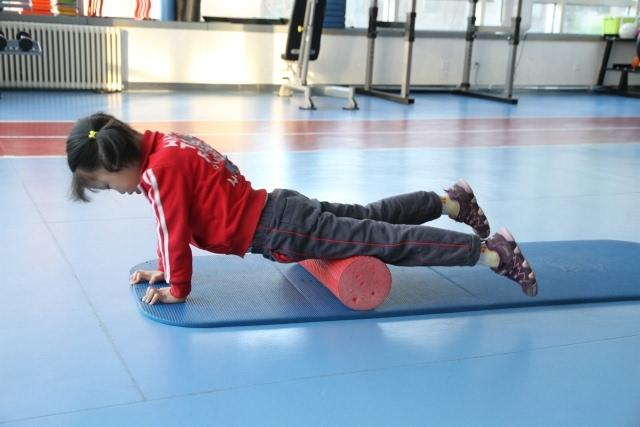 儿童安防体适能课程