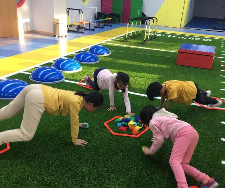 少儿体适能的价值,给孩子一个合理的锻炼方案