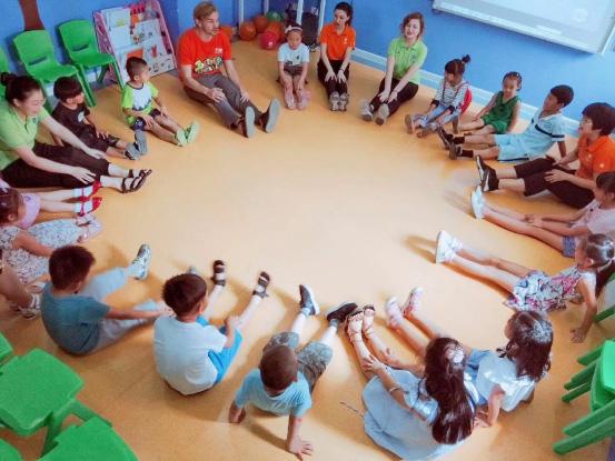 孩子的一举一动在进行体适能训练的时候要注意什么?