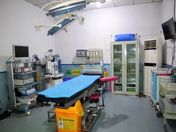 医院手术室环境