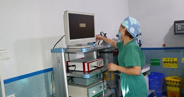 无痛人流手术室