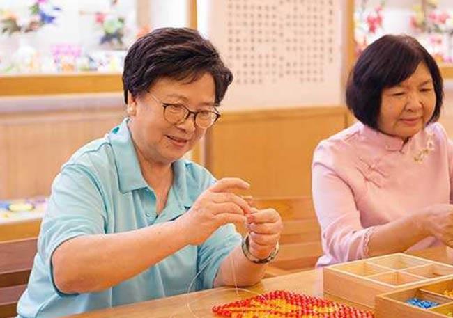 医养结合型养老院的优势