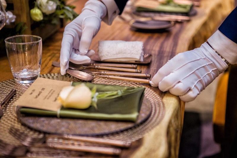 西安法餐宴会设计