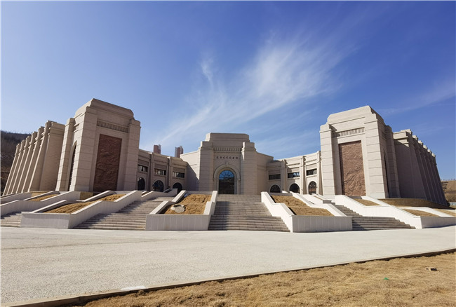 延安文化纪念馆案例分享