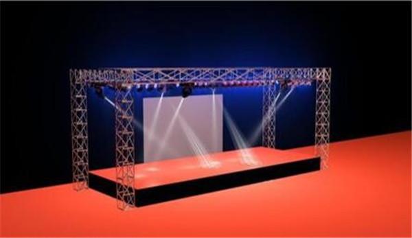 展台搭建如何选材?要考虑哪些因素?