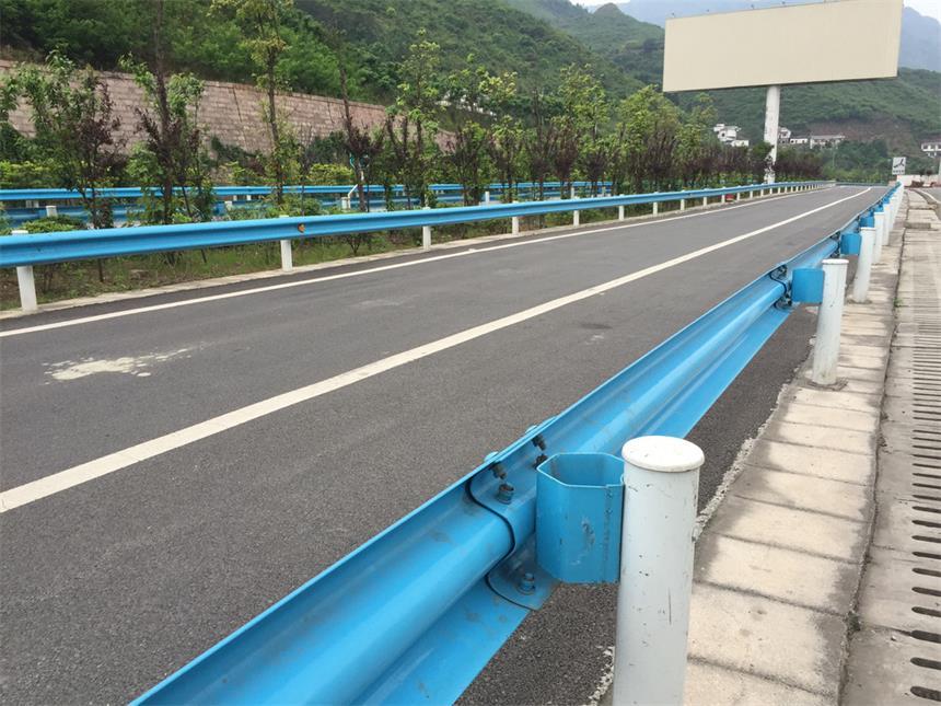 公路护栏合作案例